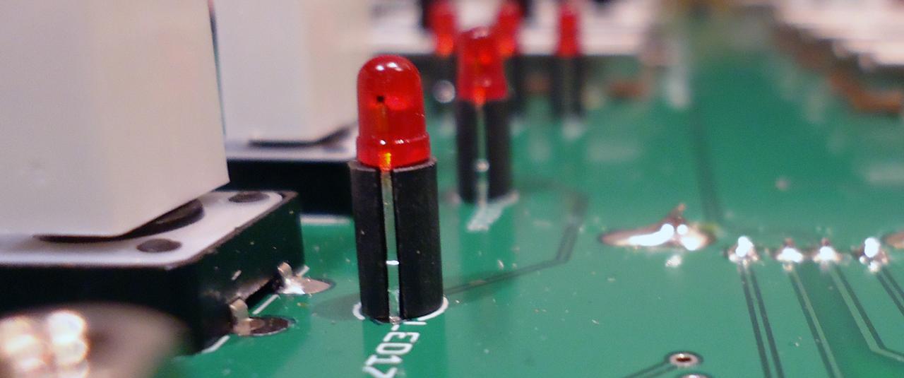 LEDs-straigt